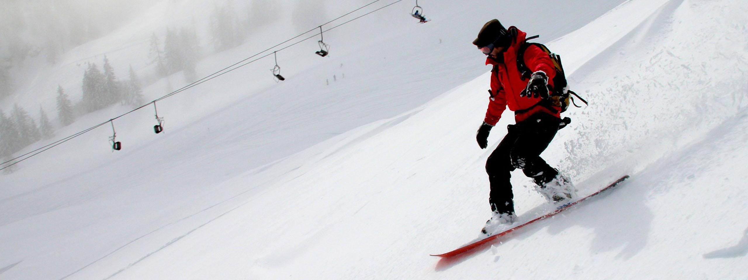 Sport in montagna