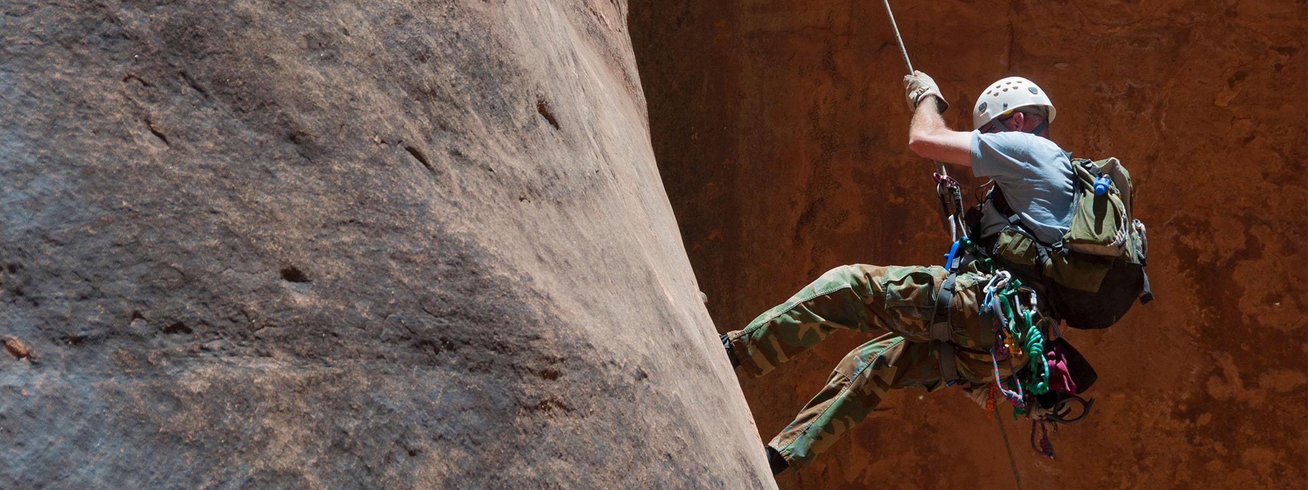Sport escursioni arrampicata